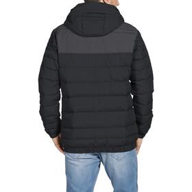 VAUDE Lundby Hooded Jacket Herren phantom black